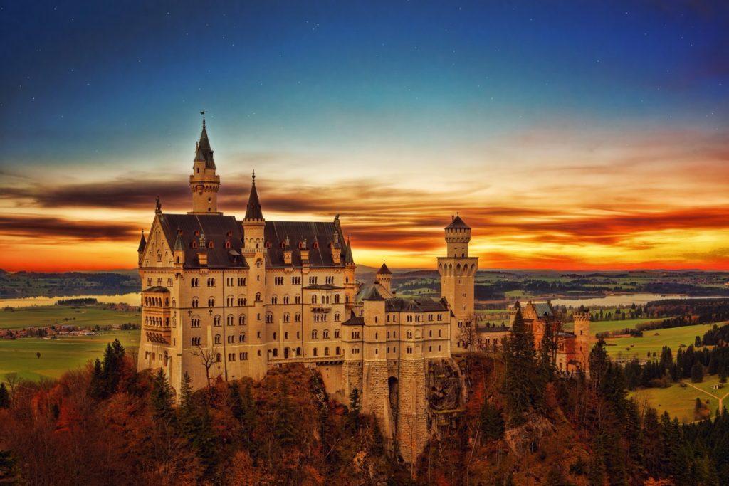 ドイツ旅行。旅費