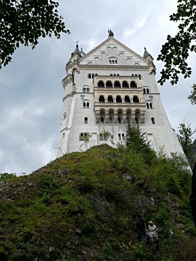 白亜のお城