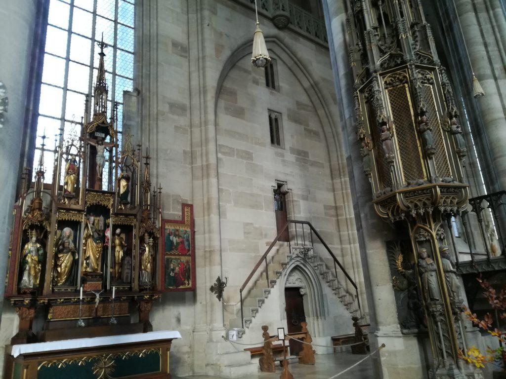 聖ゲオルク大聖堂内部