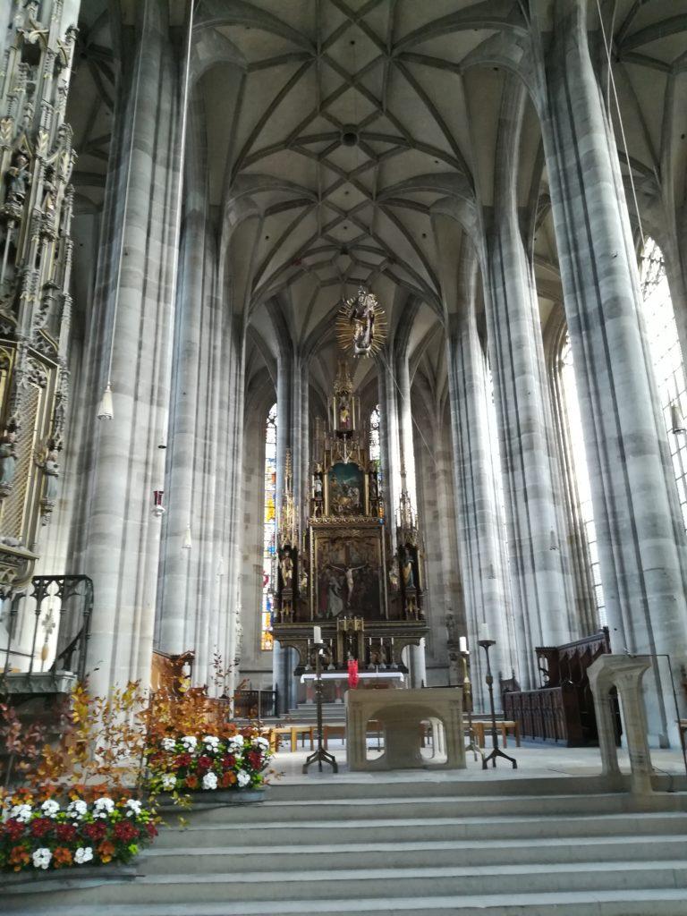 聖ゲオルク大聖堂・中