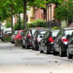 ドイツの駐車場、無料か有料か区別できますか?