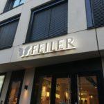 フェイラーの本店、ドイツのフランクフルト店に行ってきた!