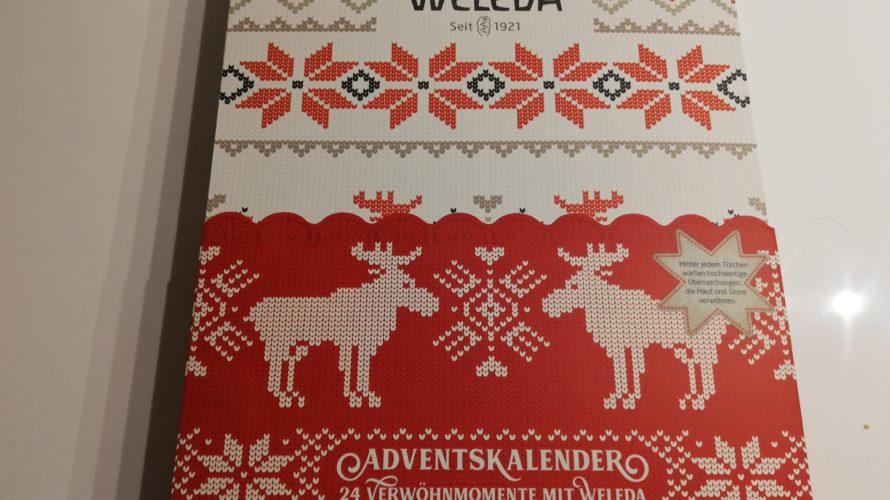 ヴェレダスキンケア アドベントカレンダー